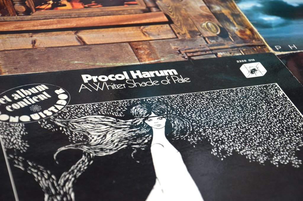 Procol Harum – A Whiter Shade Of Pale