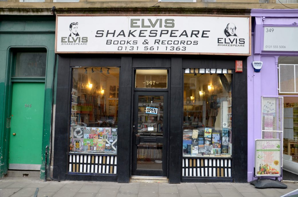 Elvis Shakespeare