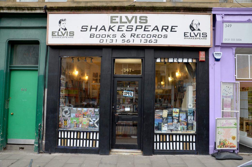 Elvis Shakespeare