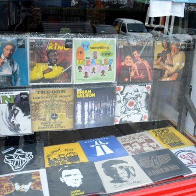 Acheter des vinyles à Edimbourg