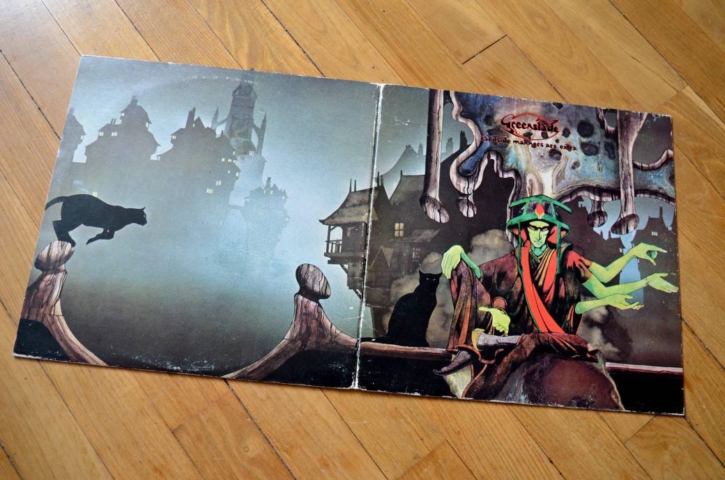 Greenslade - Beside Manners Are Extra