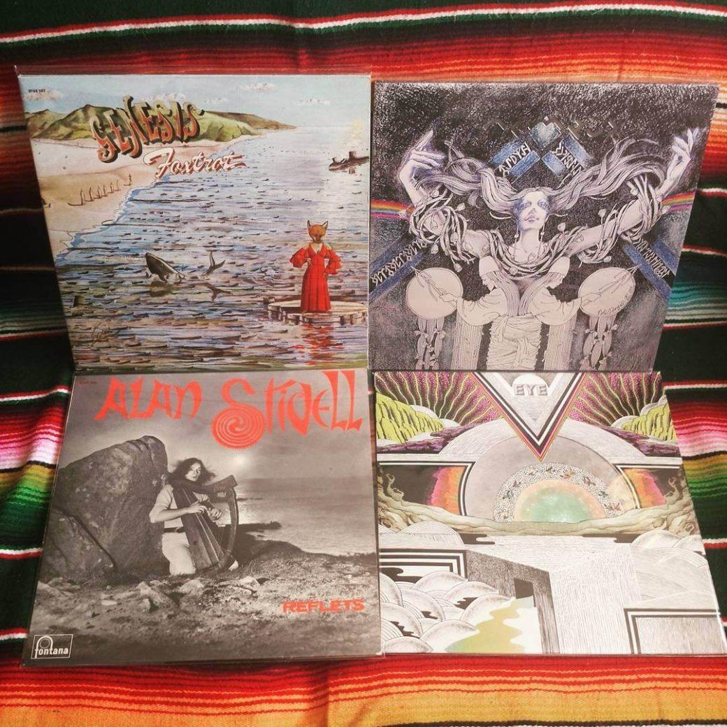 Albums du moment #1