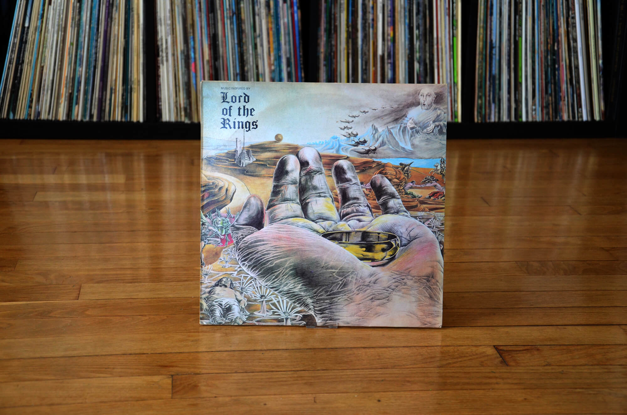 Bo Hansson – Music Inspired By Lord Of The Rings