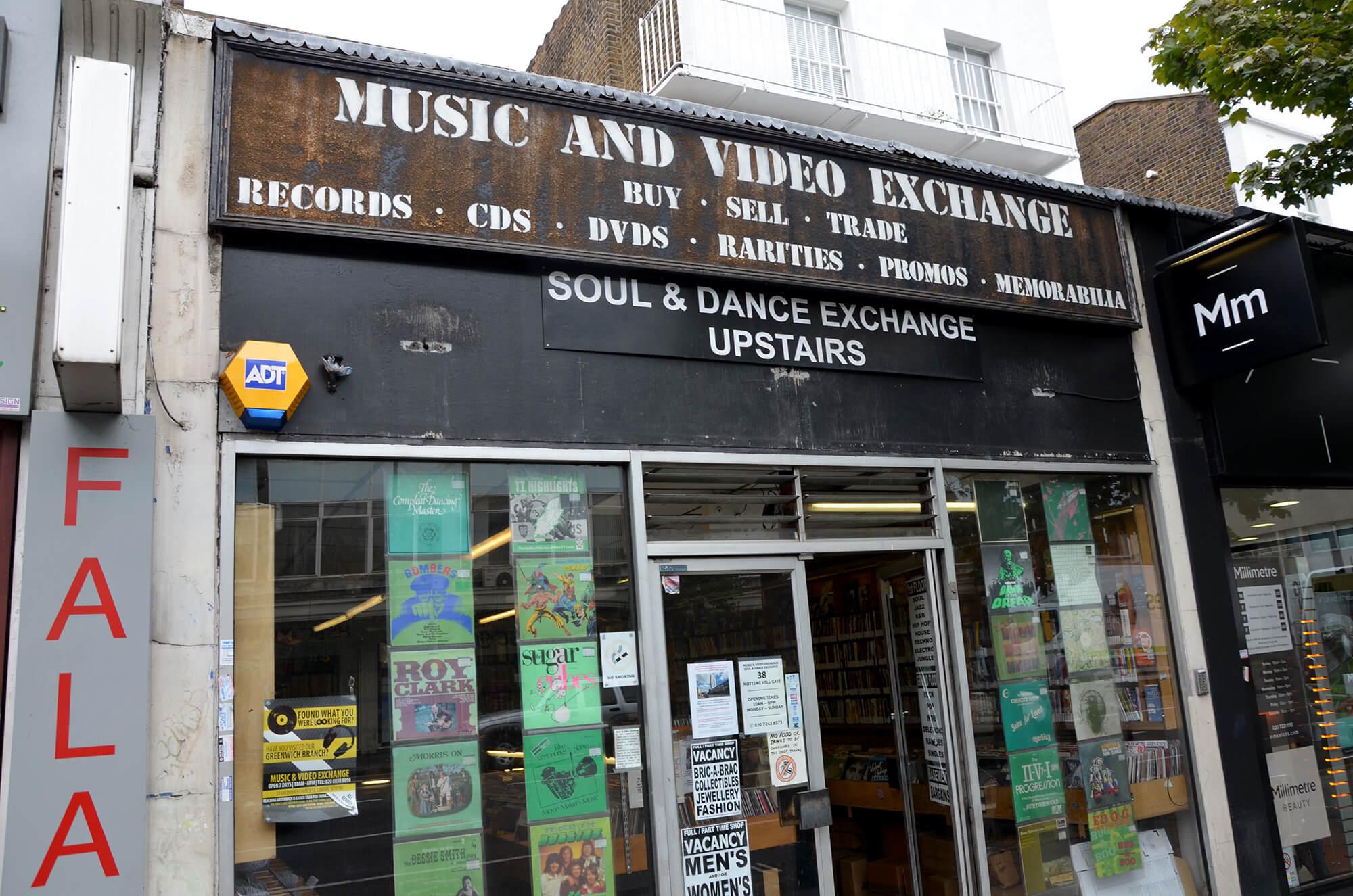 Bonnes adresses – Acheter des vinyles à Londres