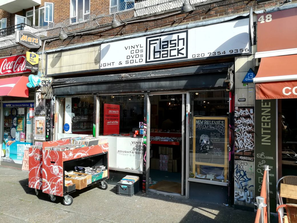 Flashback Records Islington