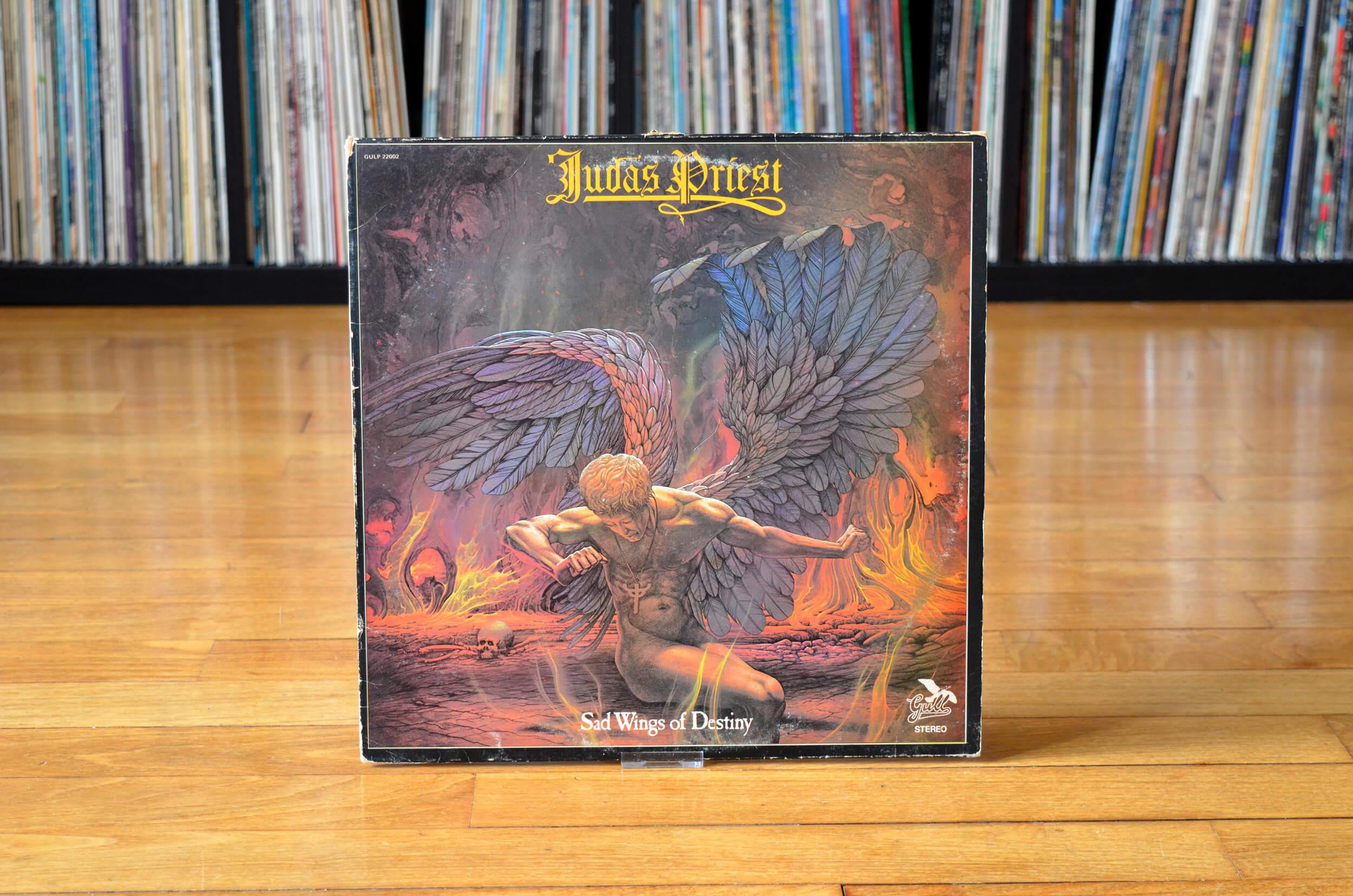 Judas Priest – Sad Wings Of Destiny