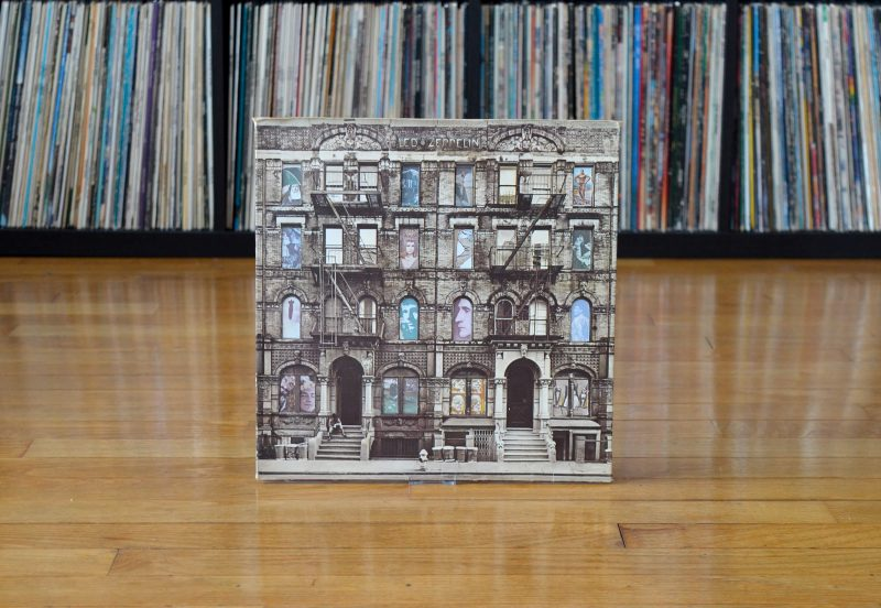 Led Zeppelin – Physical Graffiti