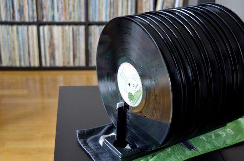 Nettoyer ses vinyles