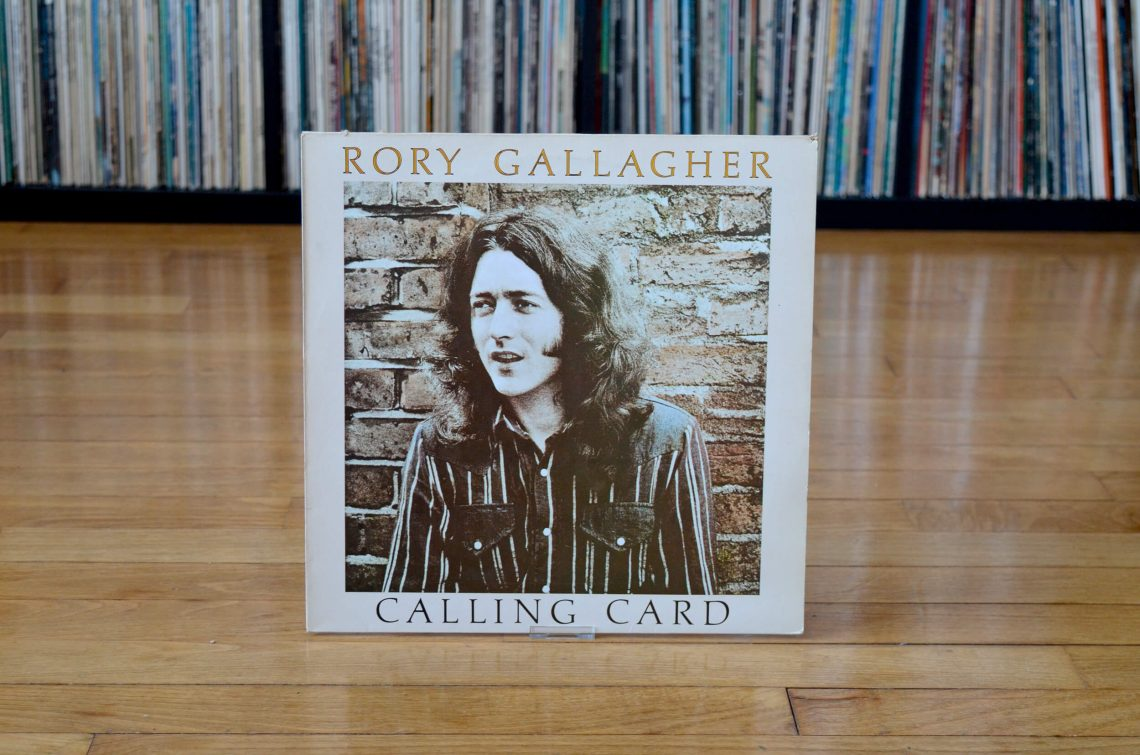 Rory Gallagher - Calling Card