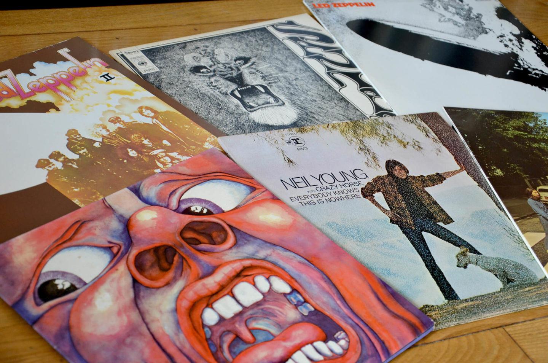 Mes albums préférés de 1969