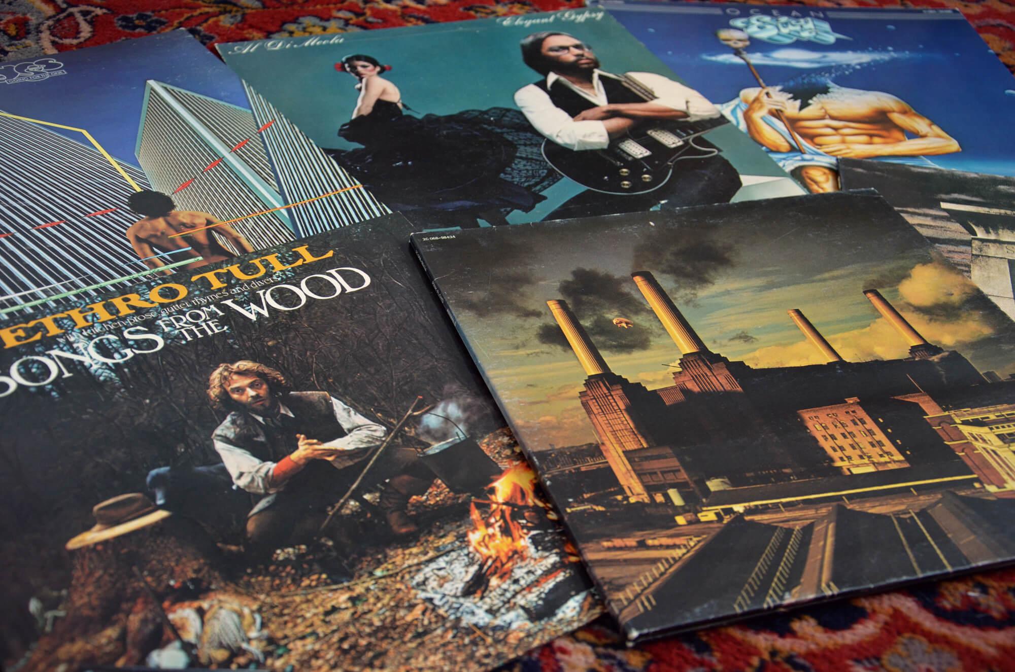 1977 - Mes 10 albums cultes