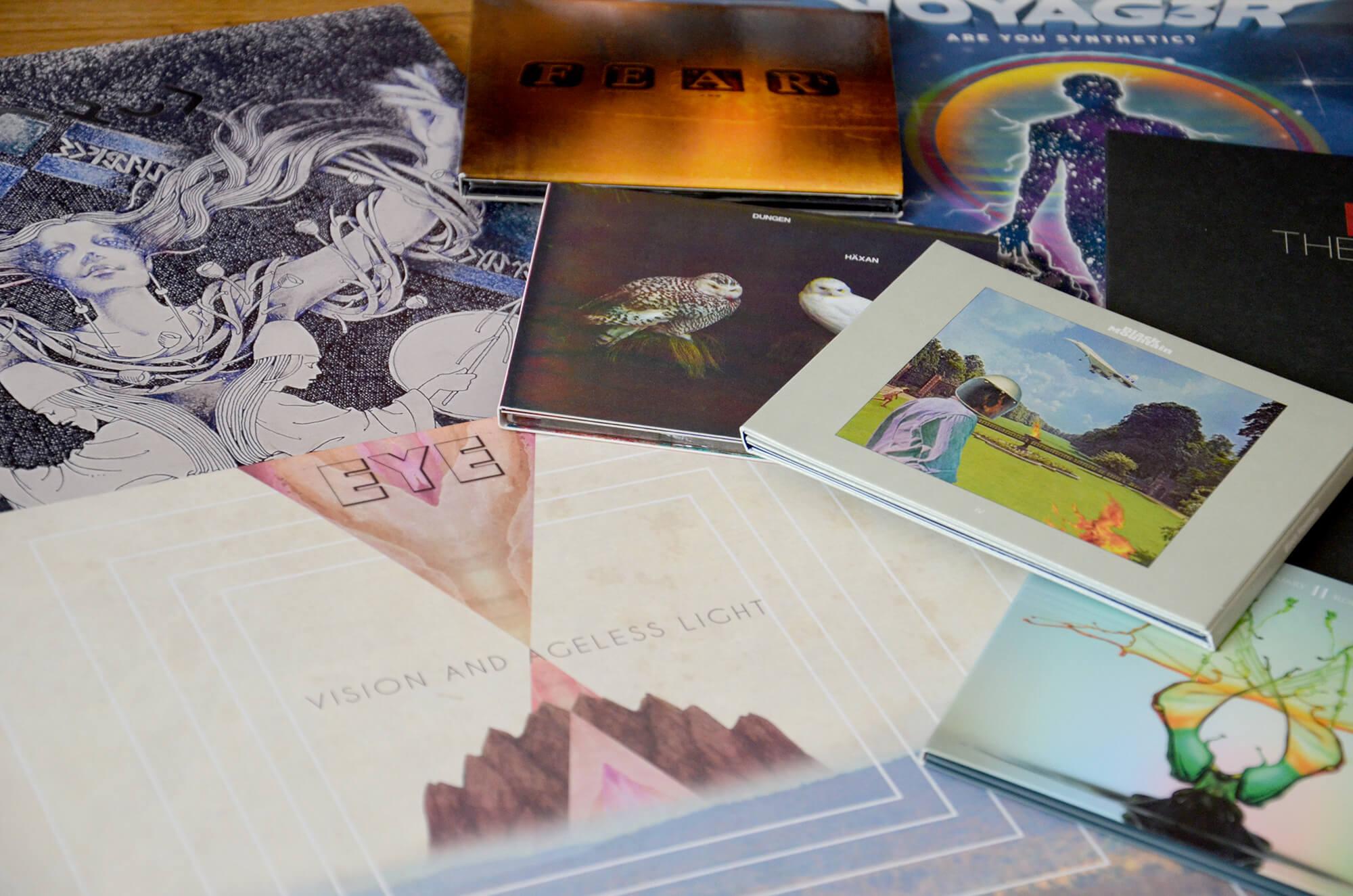 2016 - Mes 10 albums préférés