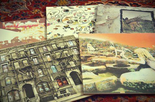 Led Zeppelin - Mes 10 morceaux préférés