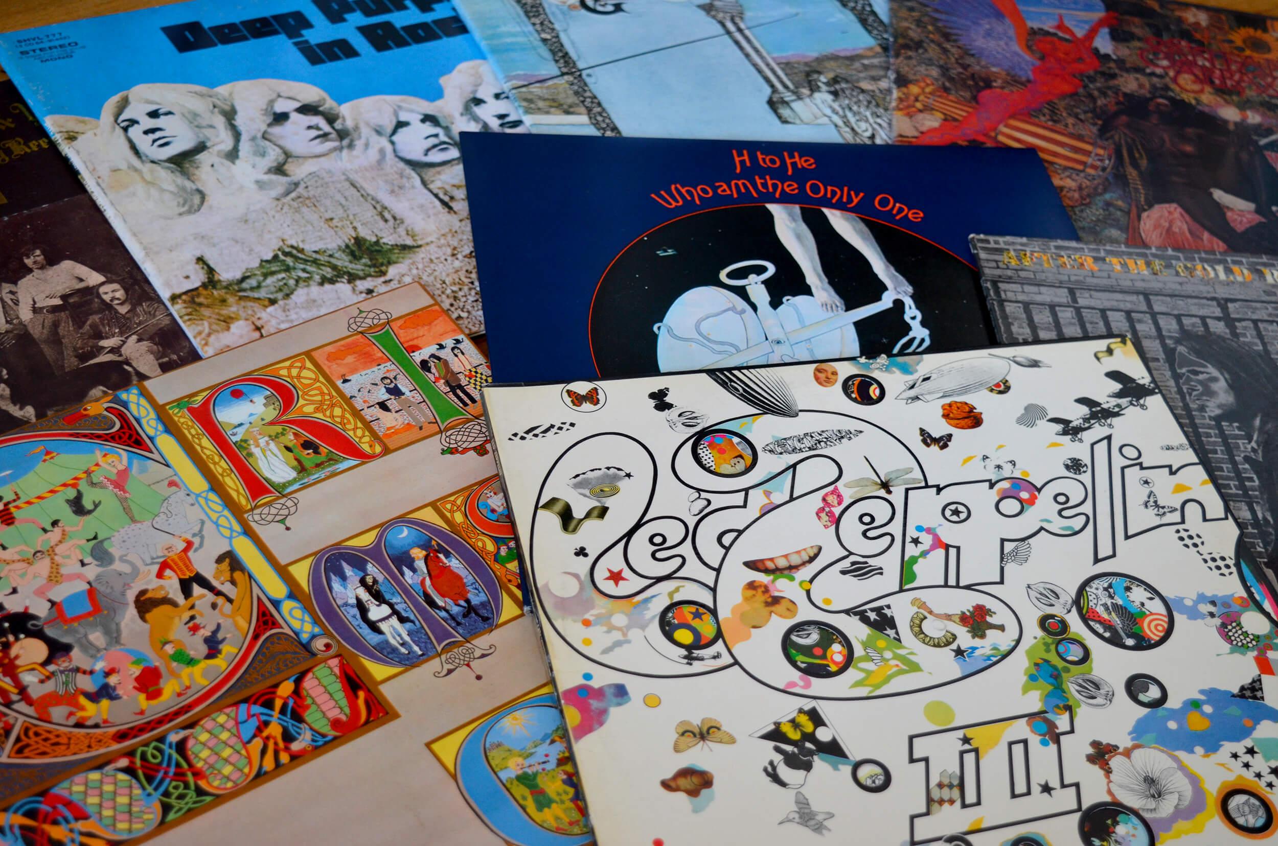 Mes 10 albums préférés de 1970