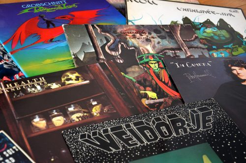 Vinyles d'occasion - Mes trouvailles favorites de 2016