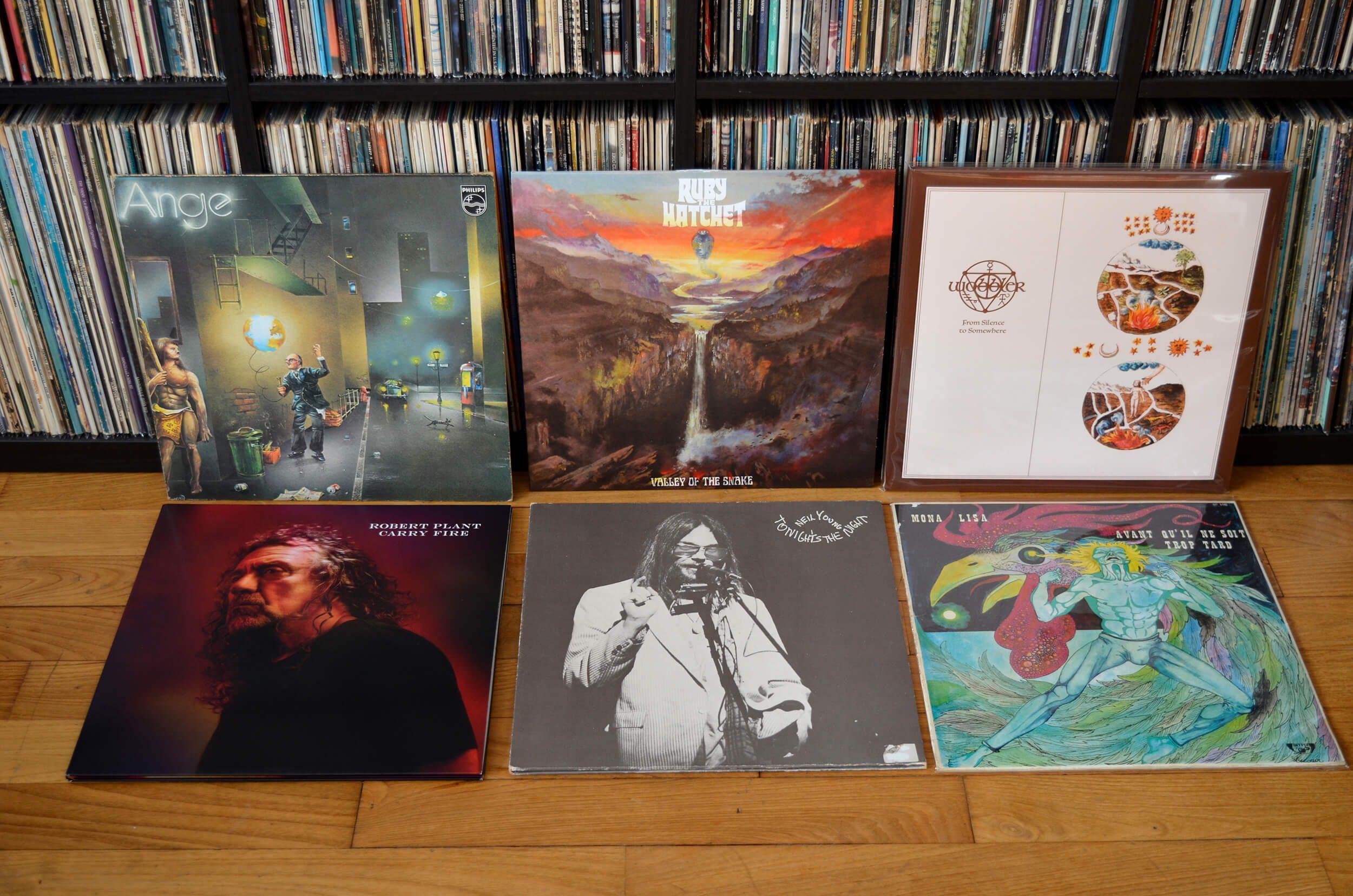 Albums du moment #12