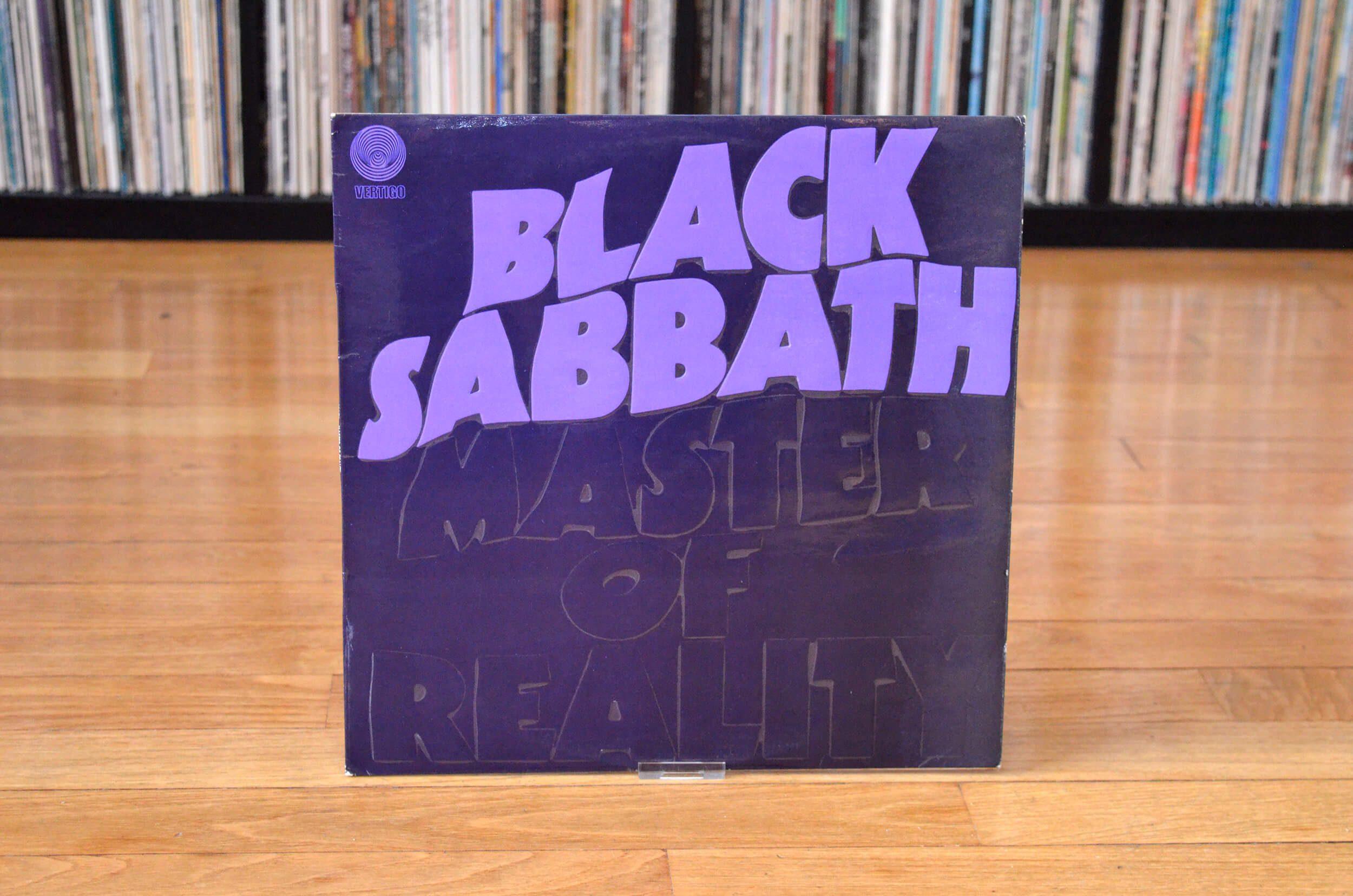 Black Sabbath - Master Of Reality