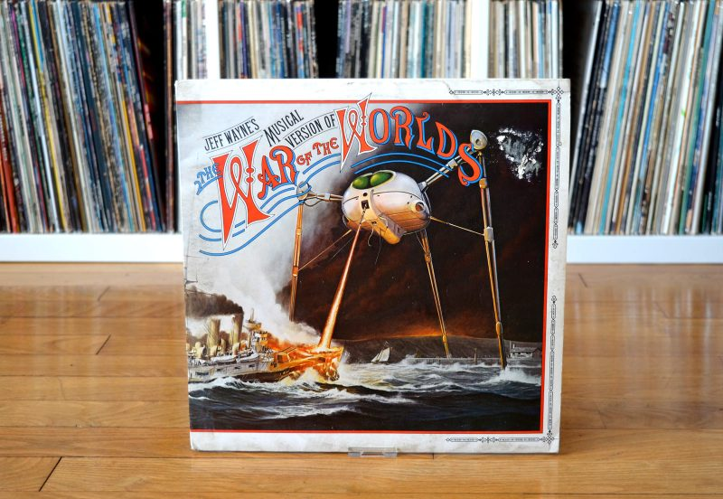 Jeff Wayne – The War Of The Worlds