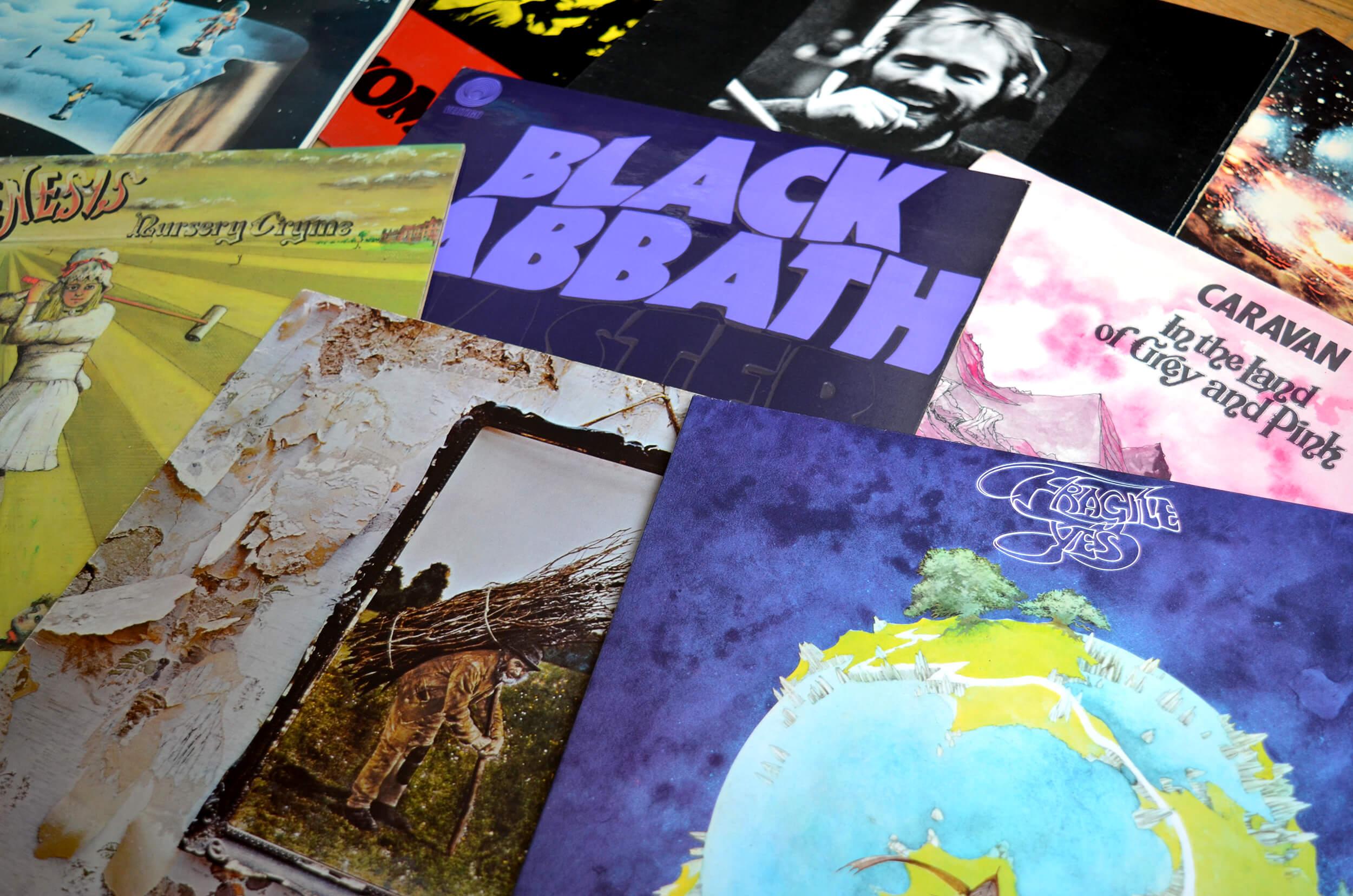 Mes 10 albums préférés de 1971
