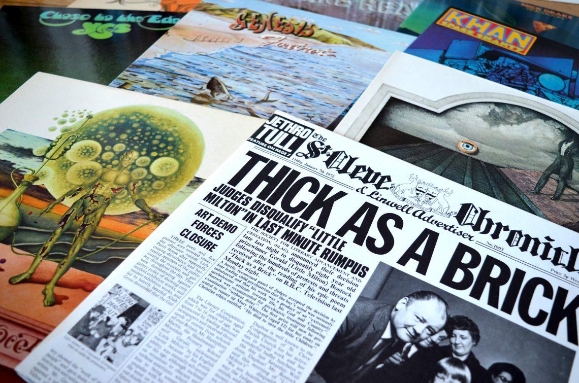 Mes 10 albums préférés de 1972
