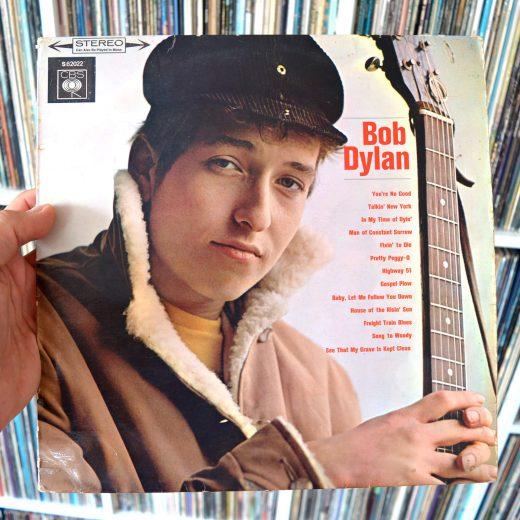 Bob Dylan, premier album