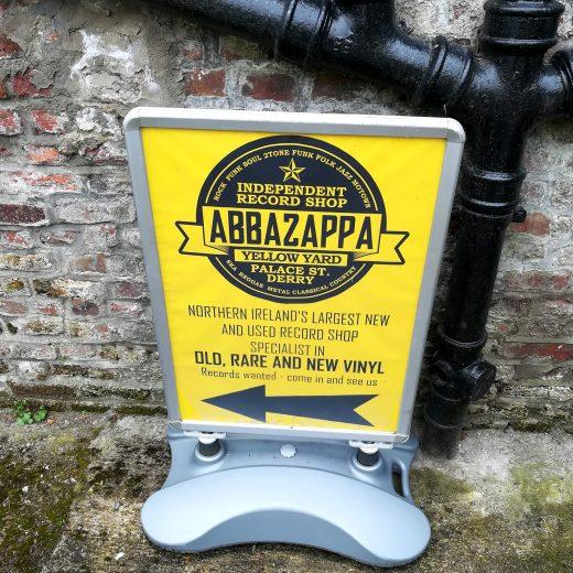 Abbazappa, Derry