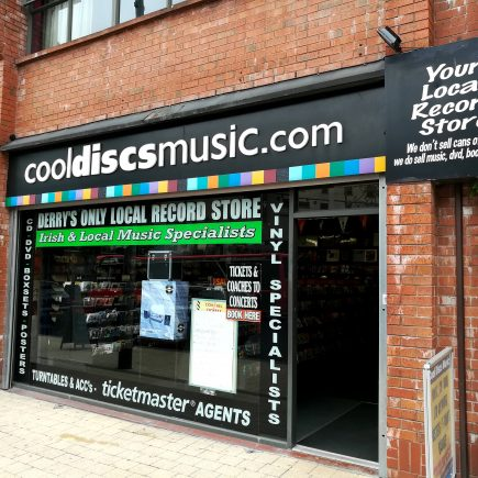 Cooldiscsmusic, Derry
