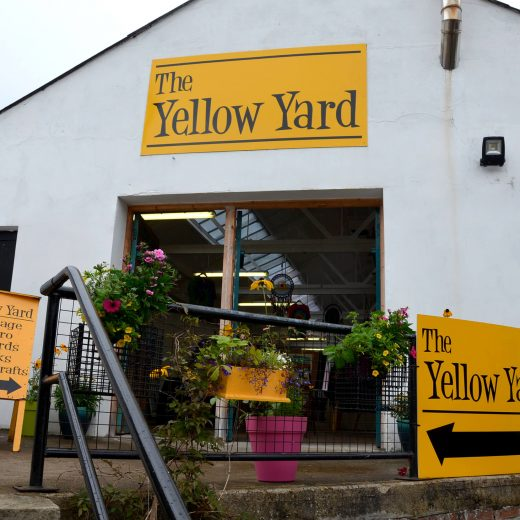 The Yellow Yard, Derry