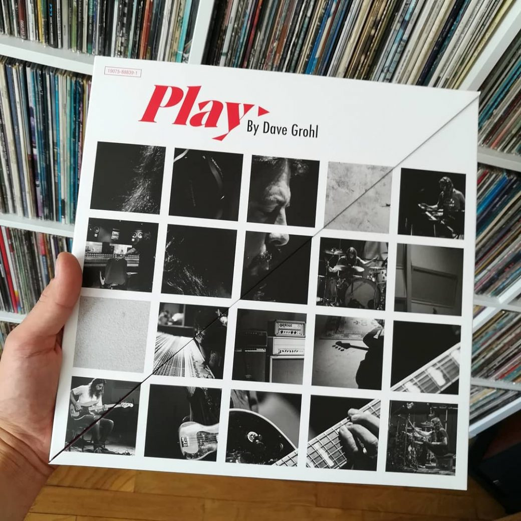 "Dave Grohl - ""Play"""