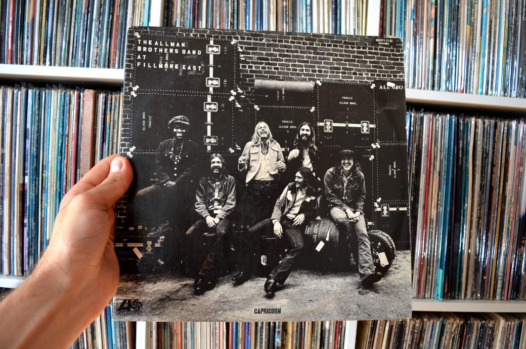 The Allman Brothers - At Fillmore East