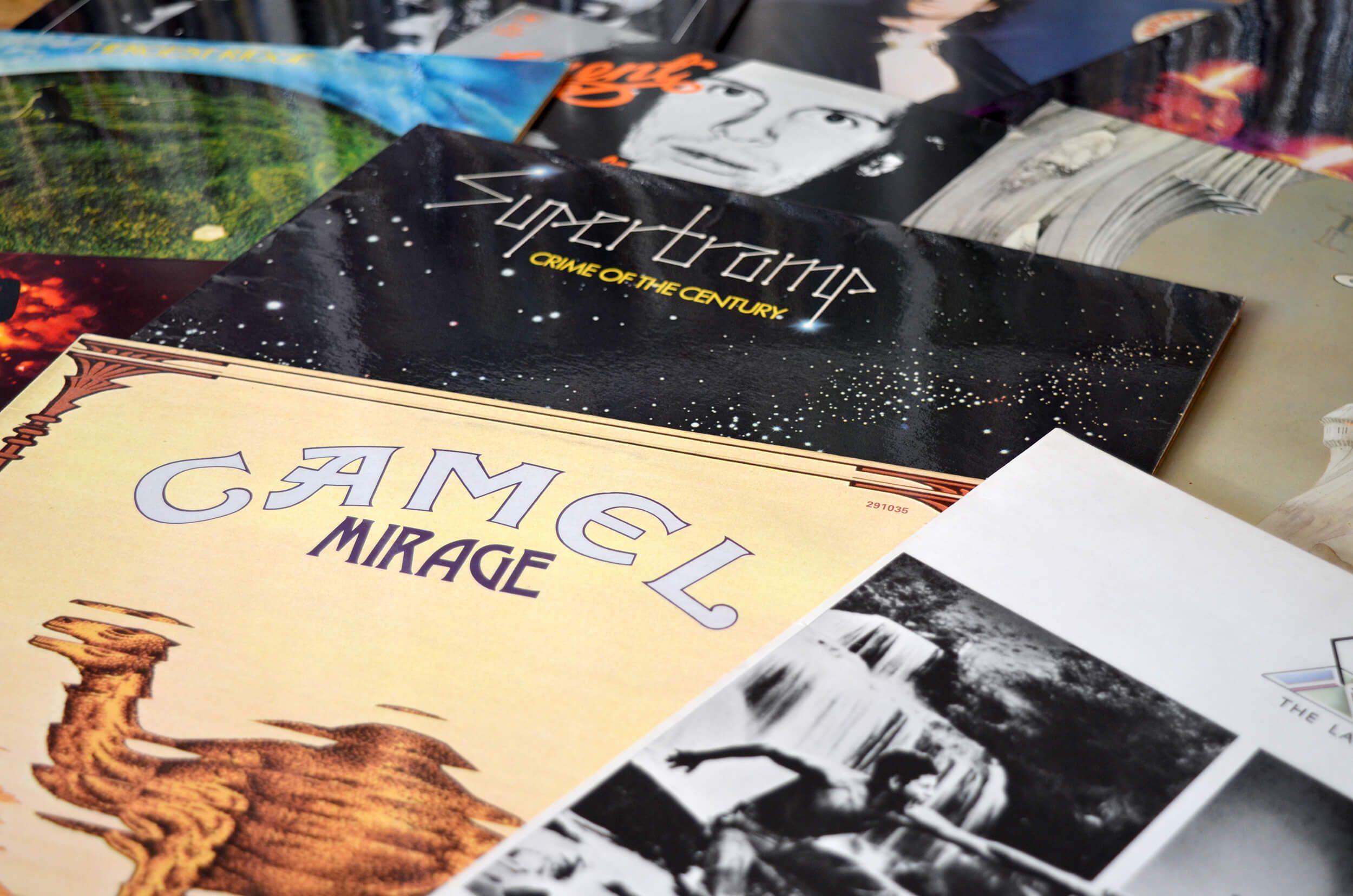 Top 10 - Mes albums préférés de 1974