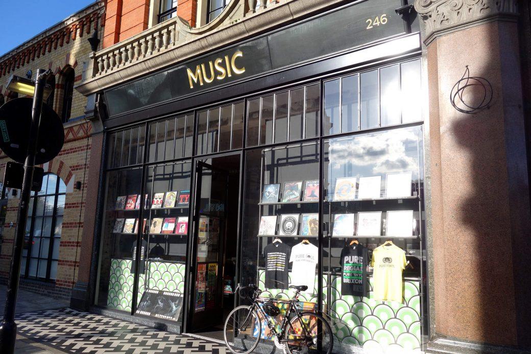 Pure Vinyl, Brixton