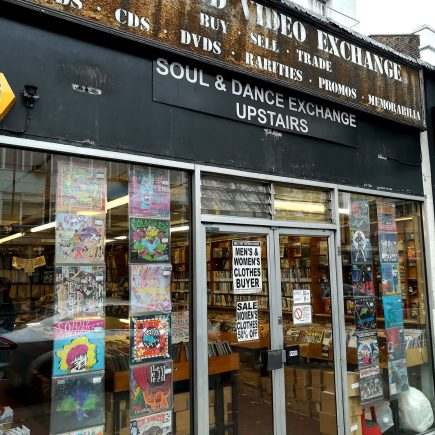 Music Exchange Notting Hill