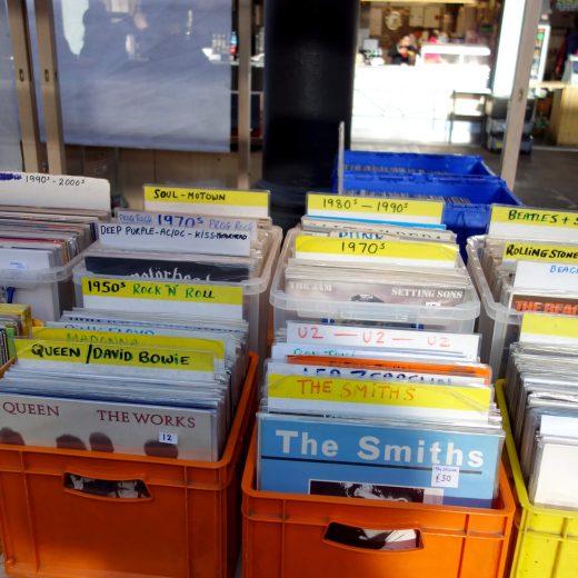 Old Spitalfields Vinyl Market
