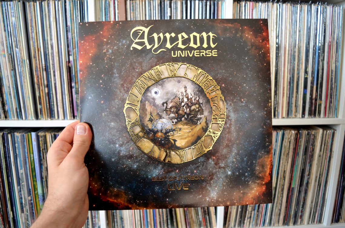 Ayreon - Best Of Ayreon Live