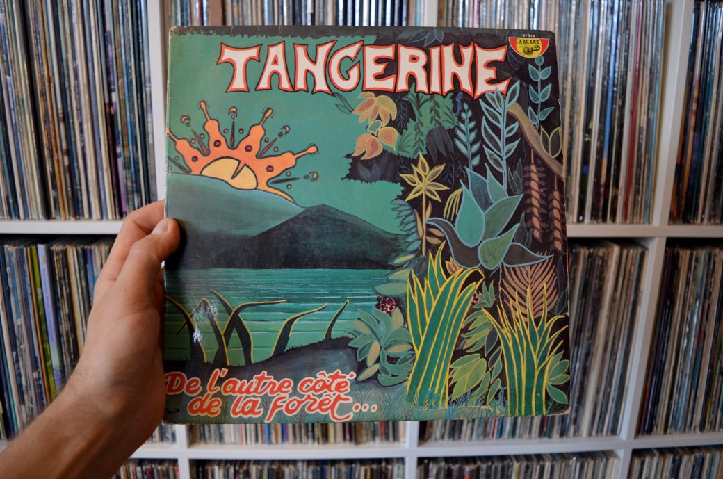 Tangerine - De L'Autre Côté De La Forêt