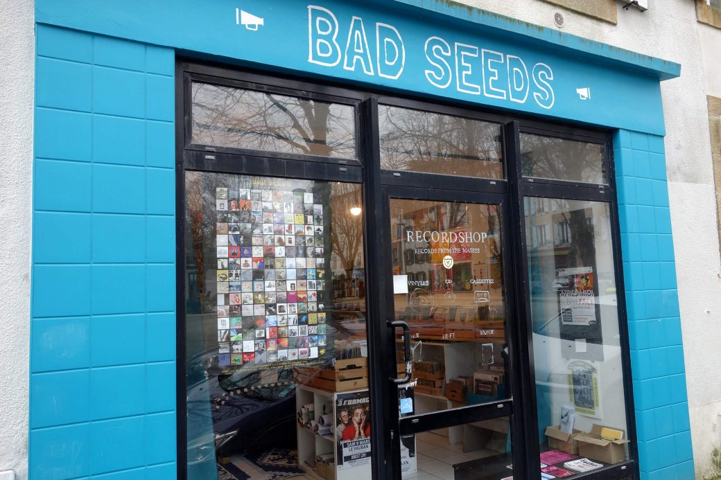 Bad Seeds Record Shop