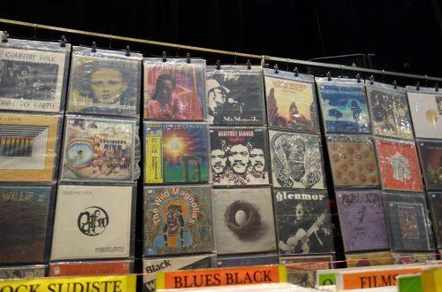 Foire aux disques Brest