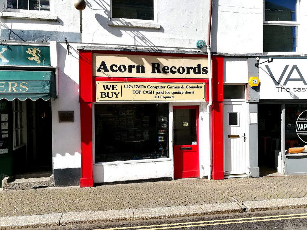 Acorn Records, Truro