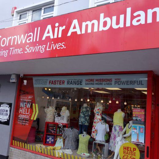 Cornwall Air Ambulance, Newquay