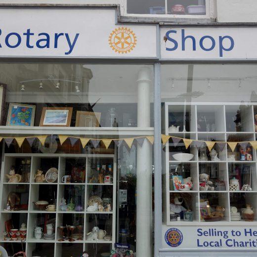 Rotary Shop, Penzance