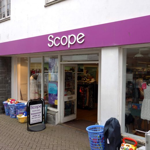 Scope, Penzance