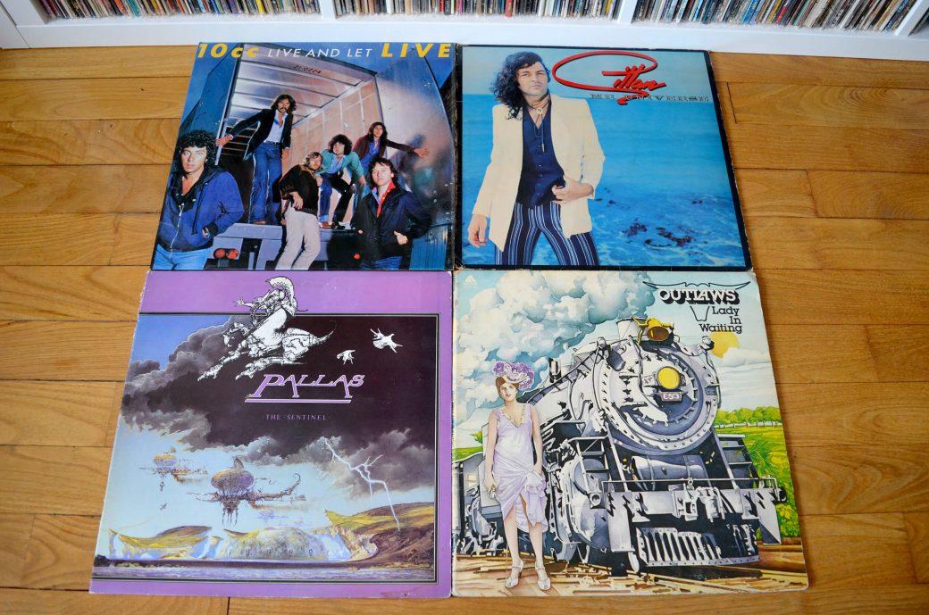 Trouvailles chez Museum Vinyl