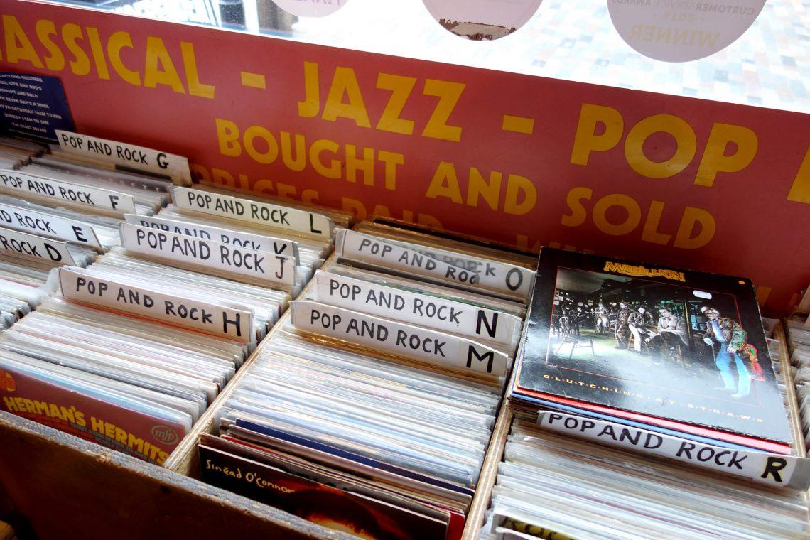 Ben's Collectors Records