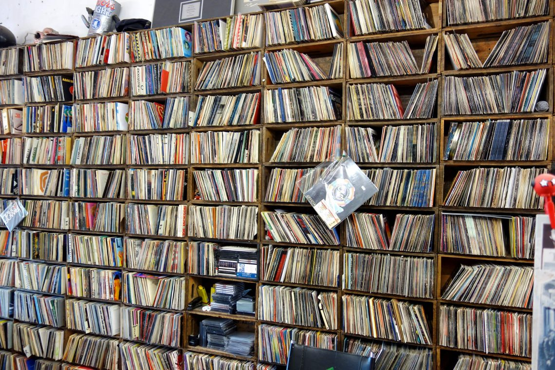 Collectors Record Centres